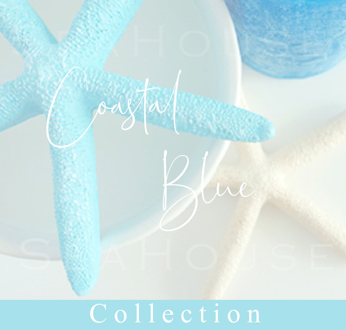 Coastal Blue Collection Image