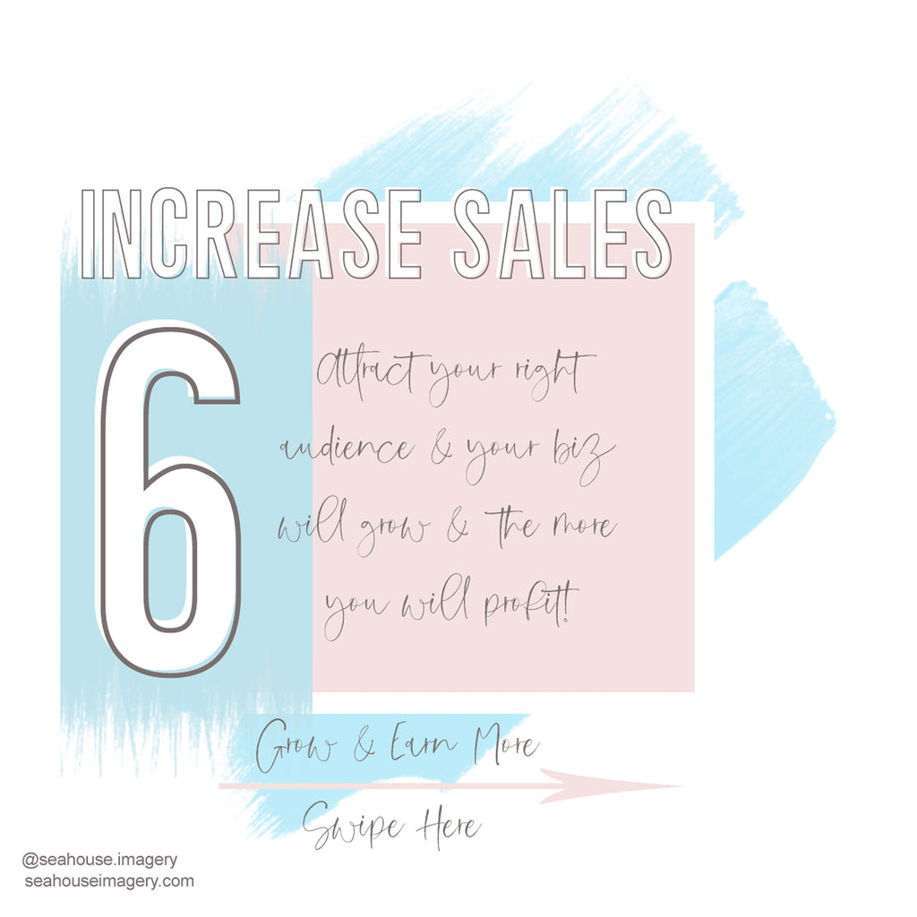 6 Increase Sales