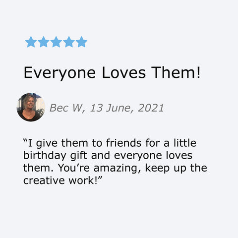 Everyone Loves Them Bec's Second Testimonial Review