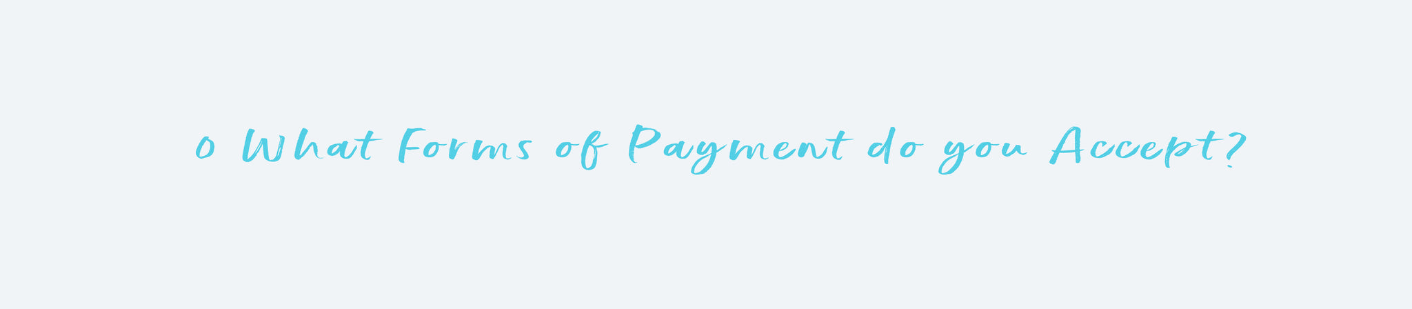 FAQ Payments Accepted SeaHouse Imagery