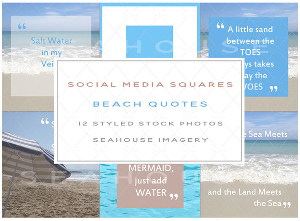 Bundle Beach Quotes Product Main Image 2