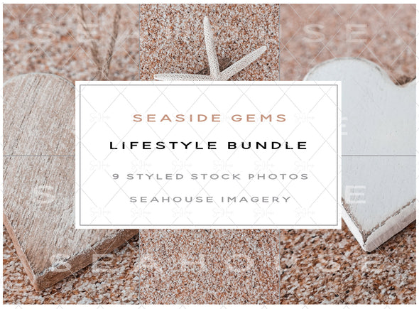 WM Bundle Seaside Gems Lifestyle Bundle Stock Photos Main Product Image 2
