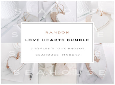 WM EXCLUSIVE USE Bundle Image Random Love Hearts