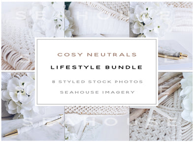 WM EXCLUSIVE USE Bundle - Cosy Neutrals Lifestyle