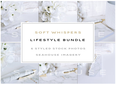WM EXCLUSIVE USE Bundle - Soft Whispers Lifestyle