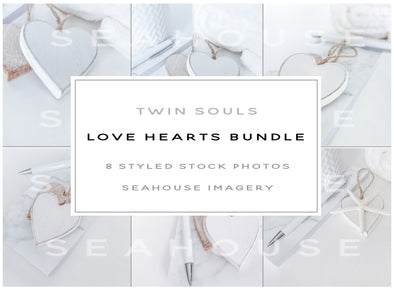 WM Bundle - Twin Souls Love Hearts