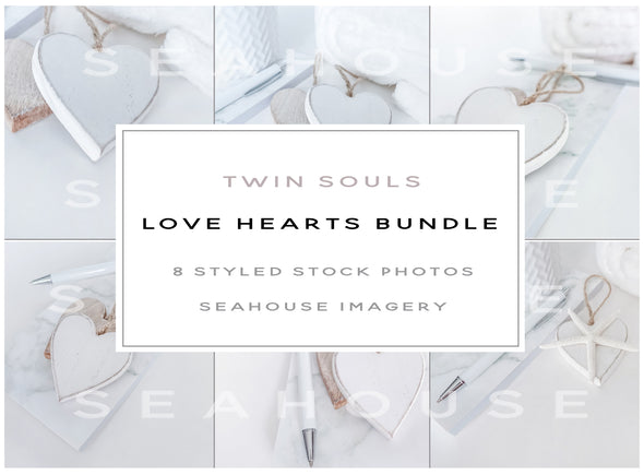 WM EXCLUSIVE USE Bundle - Twin Souls Love Hearts