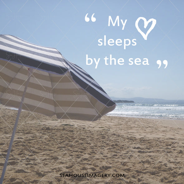 WM Heart Sleeps by the Sea P599