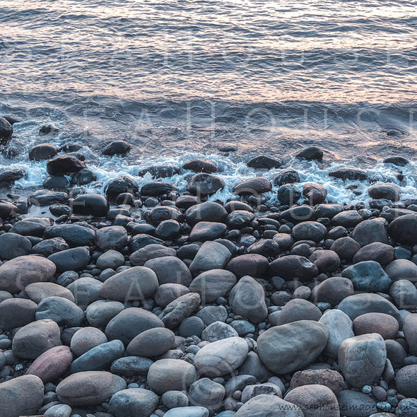 WM Autumn Background Rocky Beach Sunset 7822 Square Size