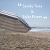 WM Sandy Toes and Salty Kisses P599