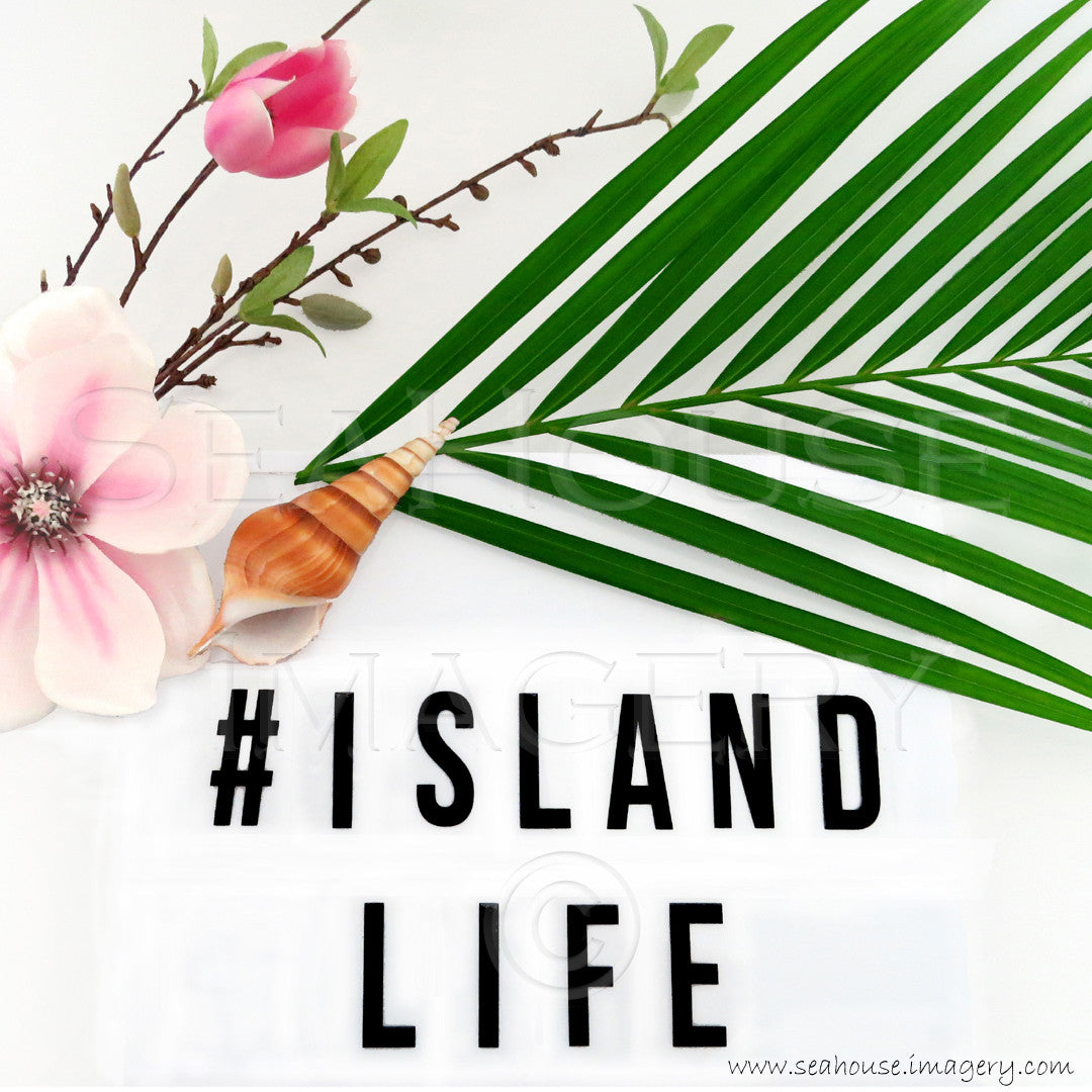 EXCLUSIVE USE WM #ISLAND LIFE 5991 1080x1080px Instagram Square