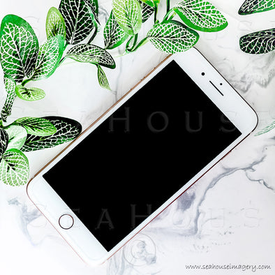 WM Ivy Phone Marble 621 Square Size