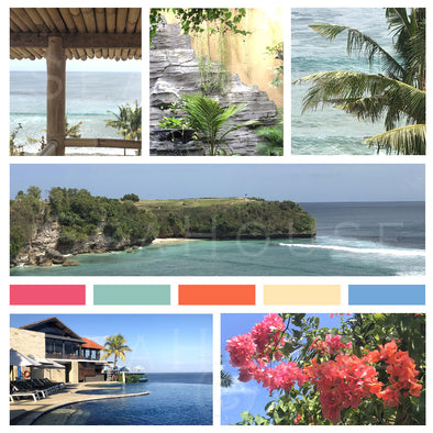 WM Mood Board Coastal Bali Senses Square Size