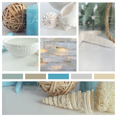 WM Mood Board Coastal Textures Square Size