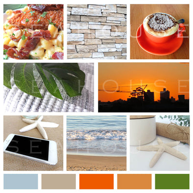 WM Mood Board Coastal Winter Comforts Square Size