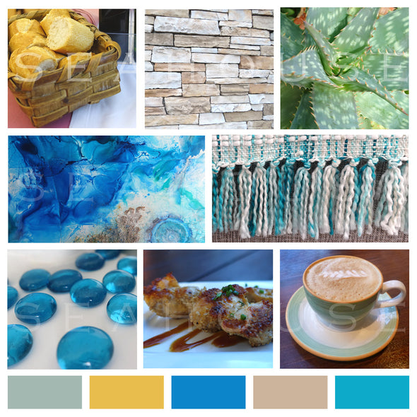 WM EXCLUSIVE USE Mood Board Coastal Winter Textures Square Size