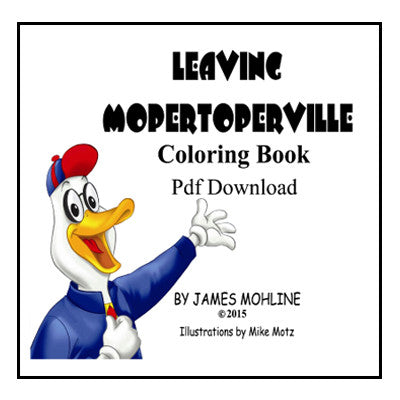 Free Coloring Book Pdf Download | Gallager Goose