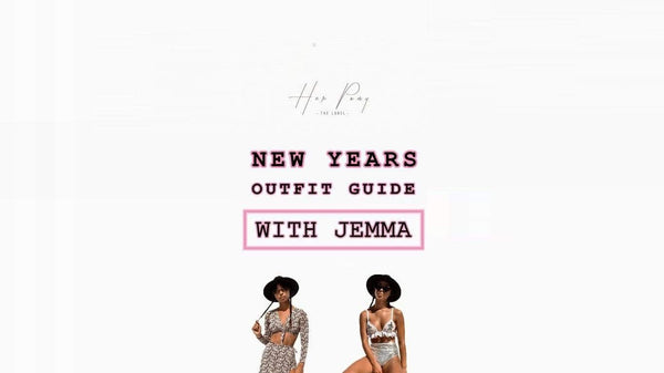 New Years Outfit Guide with ☆ Jemma Rose (@jemma.dalitz) - Her Pony