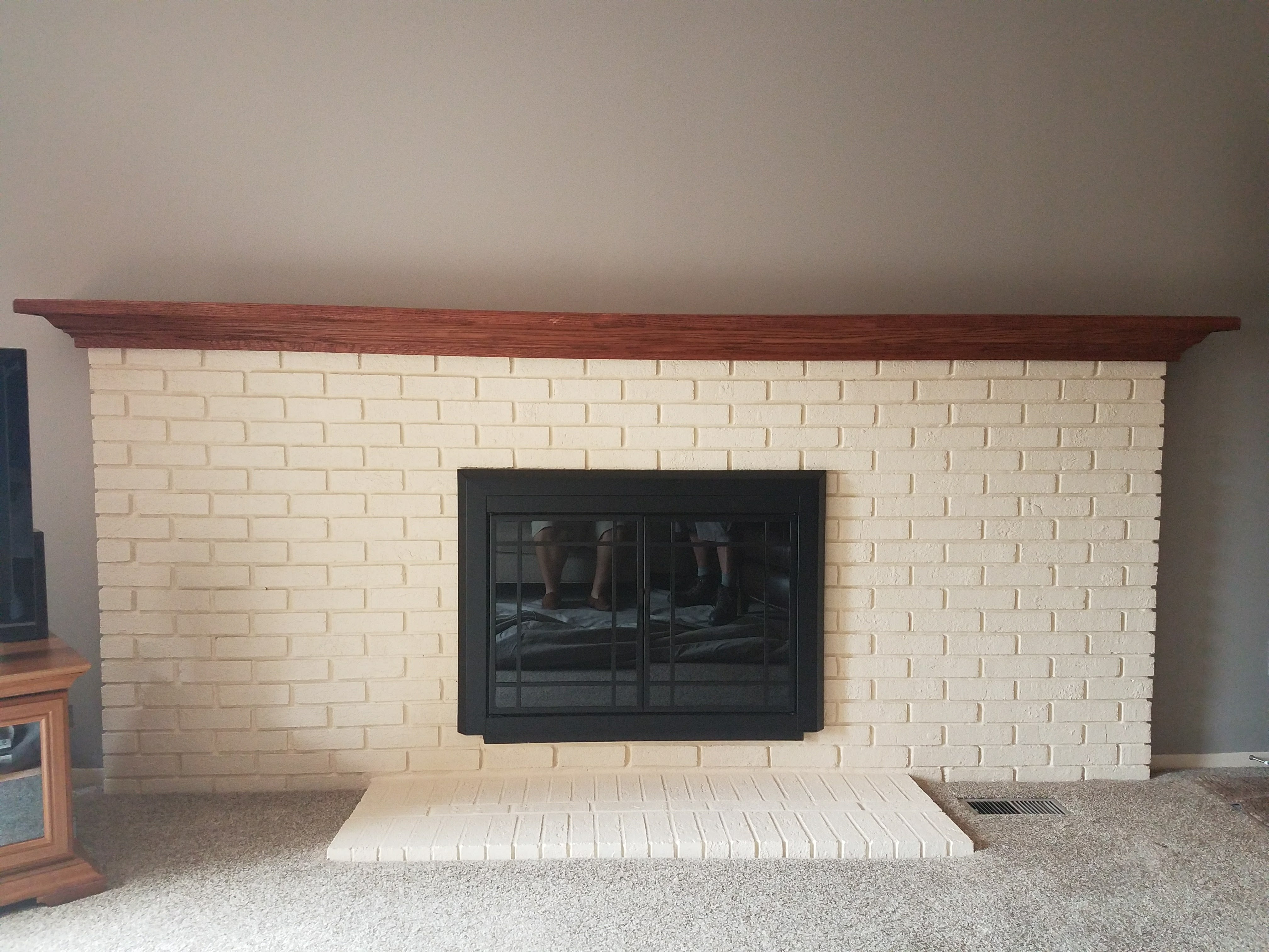 Fireplace FACELIFT 0 & Chimney Cricket Wisdom \u2013 Tagged \