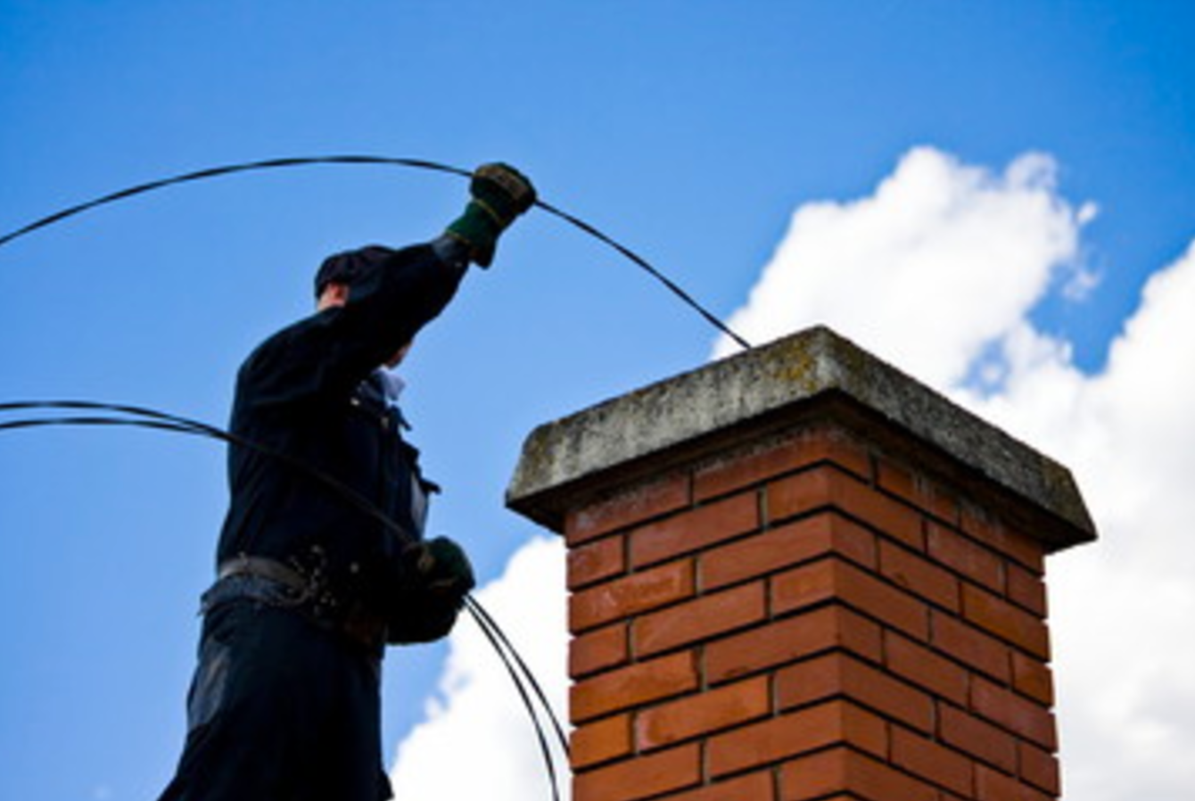 Industrial Chimney Cleaning and Inspection
