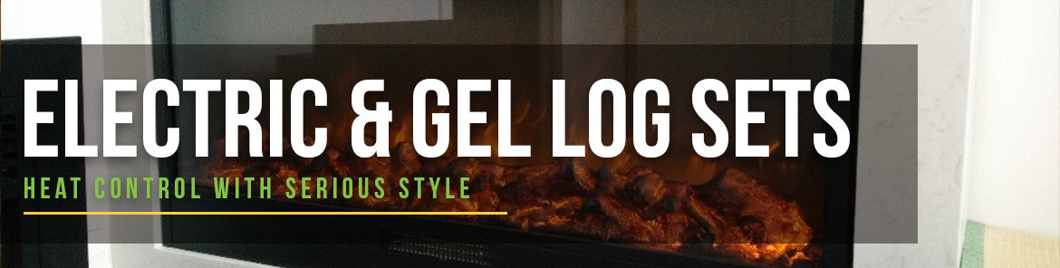 Electric & Gel Log Sets