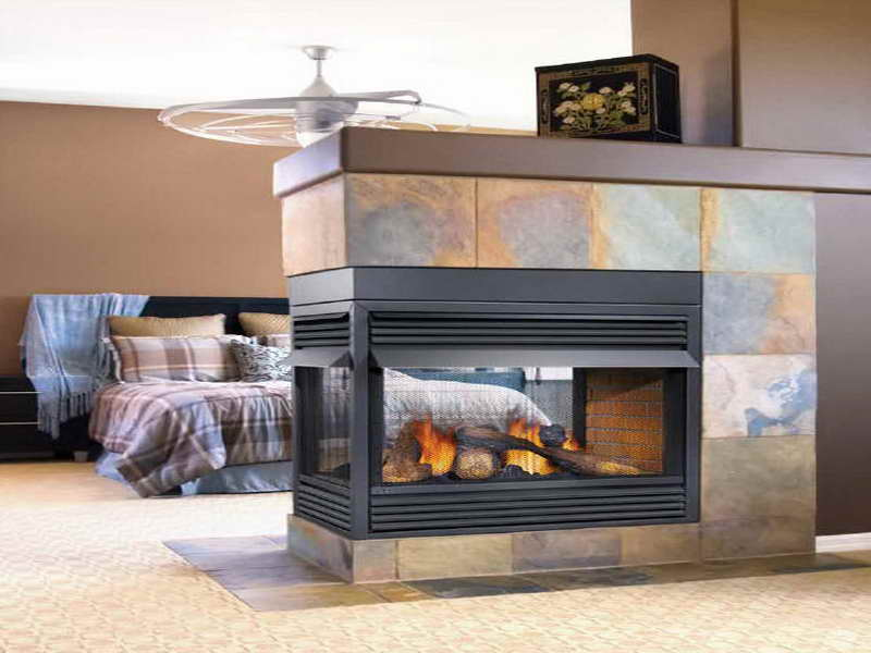 Ventless Gas Fireplaces
