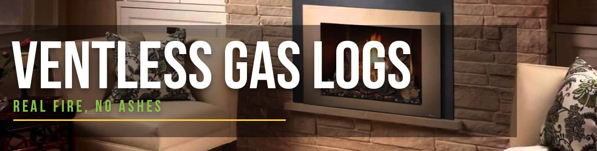 Ventless Gas Logs