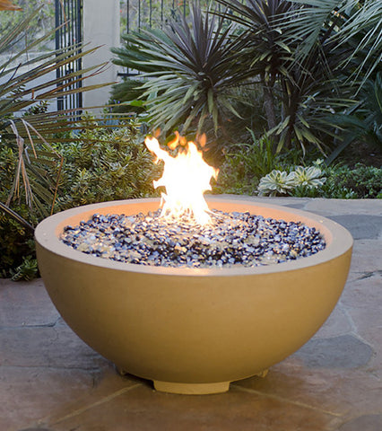 "American Fyre Designs 32"" Fire Bowl - Chimney Cricket"