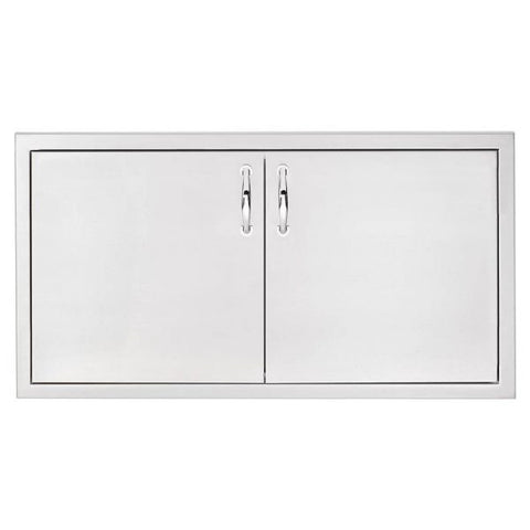 30″ Double Door - Chimney Cricket