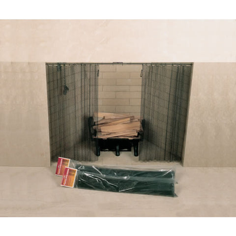 Fireplace Accessories - Woodfield Fireplace Spark Screens