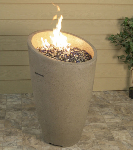 American Fyre Designs Eclipse Fire Urn - Chimney Cricket