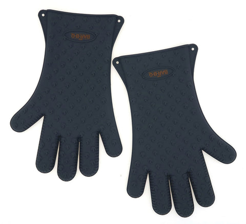 Silicone Pro BBQ Gloves- Mr. Bar-B-Q - Chimney Cricket