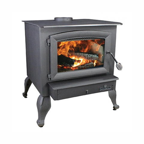 Breckwell SW740 Wood Stove - Chimney Cricket