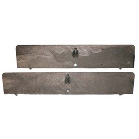Cast Iron Replacement Dampler Plates - Chimney Cricket