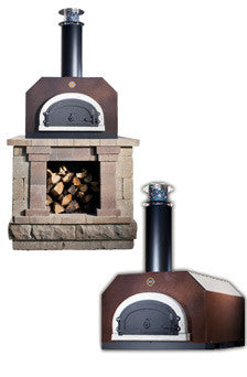Chicago Brick Oven 750 Countertop Pizza Oven - Chimney Cricket
