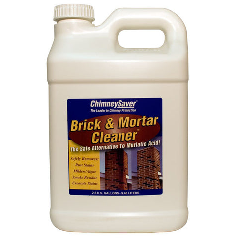 ChimneySaver Brick and Mortar Cleaner - Chimney Cricket