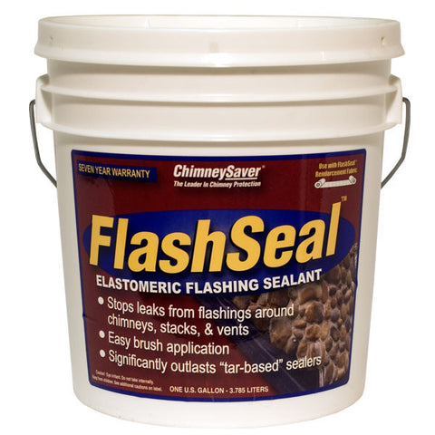 ChimneySaver Flash Seal - Chimney Cricket