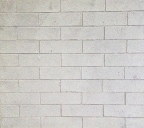 SPECIALTY ITEM - CALL US BEFORE ORDERING - Hargrove White Cement Refractory Panels #U2428 - Chimney Cricket