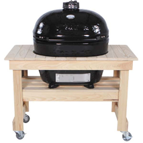 Cypress Table Compact Oval XL 400
