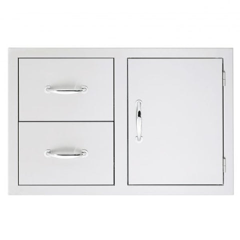2-Drawer/Door Combo - Chimney Cricket