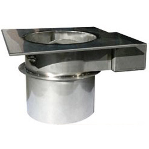 Enervex Mechanical Fireplace Dampers - Chimney Cricket