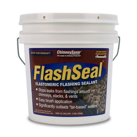 Chimney Saver FlashSeal - Chimney Cricket