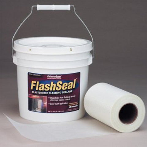 Fabric for ChimneySaver Flash Seal - Chimney Cricket