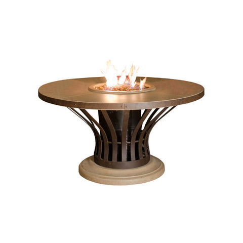 Fiesta Dining Firetable - Chimney Cricket