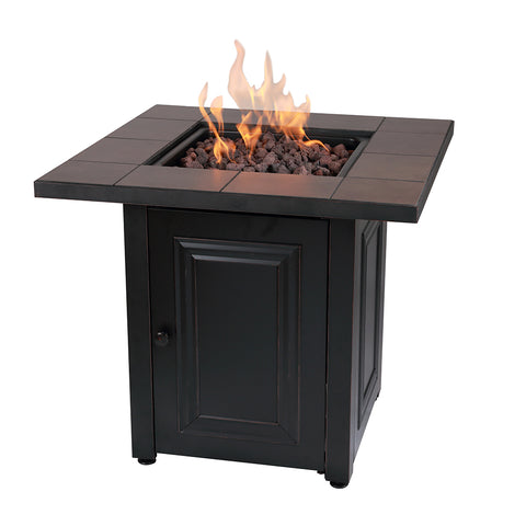 """Vanderbilt"" LP Gas Outdoor Fire Pit"