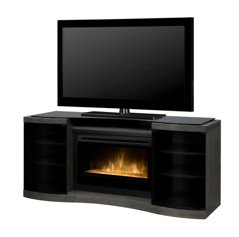 DIMPLEX Acton Media Console Electric Fireplace 253-GDS33HL-1246SC
