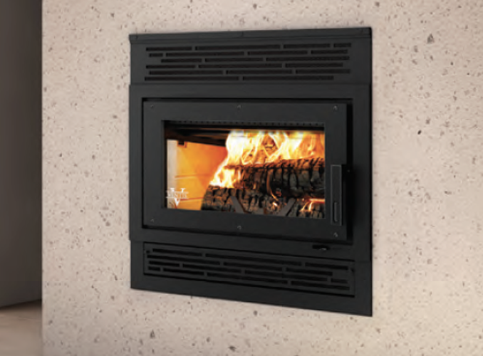 Ventis Zero Clearance Wood Fireplaces He250 Chimney Cricket