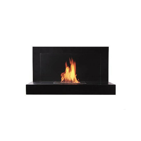 Lotte Wall Mount Fireplace - Chimney Cricket