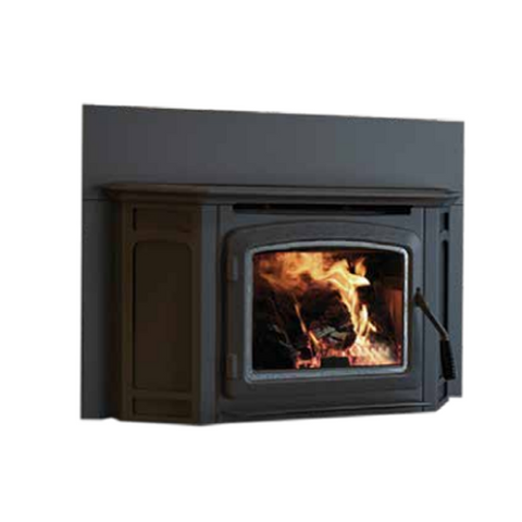 MONTLAKE™ 230 Wood Burning Insert - Chimney Cricket