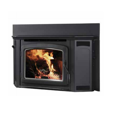 MONTLAKE™ 300 Wood Burning Insert - Chimney Cricket